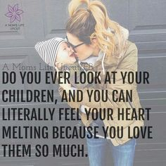 Yes yes yes all the time and my babies are grown with babies of their own and i still feel this way and with my grandbabies too