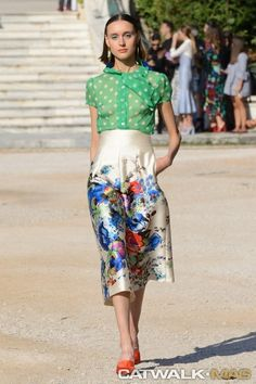 VASSILIS ZOULIAS Spring Summer 2018 Fashion Show
