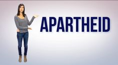 This video explores the origins of apartheid in South Africa and the impact that it had on black south africans who were living at that time.It discusses the key figures of resistance and the areas of black south African's lives that were impacted by it.  It also asks the students to think about any discriminatory laws that are present in their society.