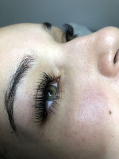 Best Lash Extensions, Best Lashes, Girls Makeup, Perfect Eyelashes