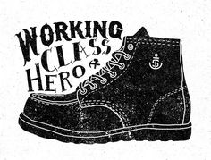 Working class hero by Anton Abo, via Flickr