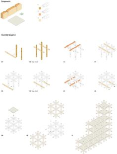 The Architecture of Early Childhood: A cool modular furniture system inspired by a children's toy