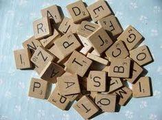 Scrabble praise prayer station