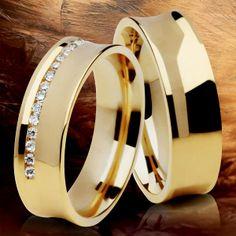 Já Escolheu sua aliança? A Allianze tem um modelo mais lindo que o outro! Veja no Guia Novas Noivas:http://bit.ly/1fuUMJ7 Compre pela loja:www.allianze.com.br