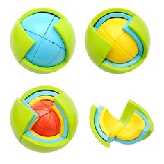 Stress Relief Toys - Ant Autism Toys Decompresion Toys third-order fifth-order infinite mirror shaped set Kid Toys For 6 Years decompression toy New Kids Toys, Educational Toys For Kids, Brain Teaser Games, Brain Games, Enigma, Mirror Shapes, Stress Relief Toys, 3d Puzzles, Games