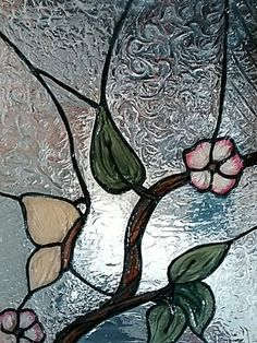 Faux stained glass using acrylic paint and silicone by Julie Baker-Lowden https://www.facebook.com/MyArtsyFartsySelf