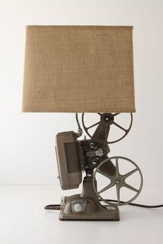 8mm Lamp from Anthropologie