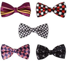 """BMC's """"Must have for fashion forward individuals"""" in a designer bow tie frenzy. Cool Bow Ties, Designer Bow Ties, Formal Tie, Sunday Special, Bundle Monster, Pattern Mixing, Color Mixing, Must Haves, Fashion Forward"""
