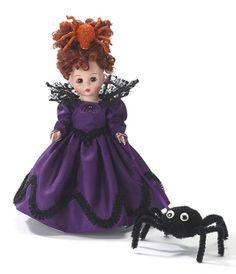 "8"" WENDY QUEEN OF THE SPIDERS*"