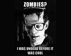 Hipster Frankenstein                                                                                                                                                      More