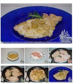 KuzhinaIme.al: Kotolete me ullinj (Receta nga King House Taverna)