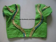 Simple blouse neck designs silk blouse back neck pattern, Party wear blouse, fancy Blouse. New Saree Blouse Designs, Blouse Designs Catalogue, Patch Work Blouse Designs, Simple Blouse Designs, Stylish Blouse Design, Blouse Back Neck Designs, Blouse Styles, Designer Blouse Patterns, Sumo