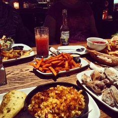 Photo by samm__ - so much food! We ate like half haha #ojsmenu