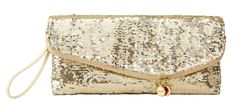 trend: shimmer - nicole by @Nicole Novembrino Miller  sequin clutch