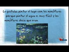 Monet para niños (infantil) - YouTube Claude Monet, Orla Infantil, Free Sign, Youtube, Videos, Paris, Barcelona, Classroom, Art Projects