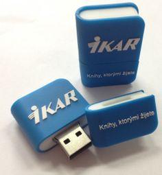 Bux.sk - knihy, ktorými žijete USB kľúč