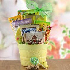 Easter Sensation  Easter Gift Basket. Price: $45.95