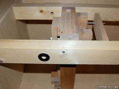 how to make a router lift Making A Router Table, Router Lift, Diy Garage Storage, Outdoor Furniture, Outdoor Decor, Woodworking Projects, Projects To Try, Bacon Recipes, Insulation
