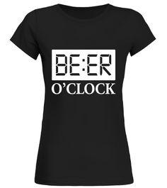 Beer oclock Tshirt