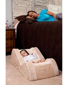 A baby recliner?! What a wonderful idea...I want one too....must have for the next little one!