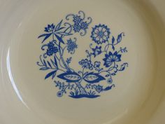 Oxford Floral Bowls - Made in Brazil - Beautiful Floral Pattern - Easy to Mix and Match - Clean with No Damages - Classic Vintage Kitchen by ChicAvantGarde on Etsy
