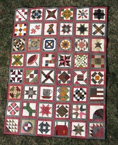 Kathy's Quilts: UFO Review