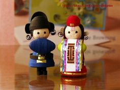 Quilling - Korean traditional wedding couple엄주영 :: 네이버 블로그