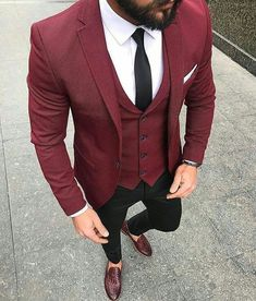 This is how my man should dress.