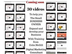 Coming soon for you the small business owner. Small Business Marketing, Online Business, Marketing Consultant, Digital Marketing, Web Design, Advertising, Journal, Facebook, Photos