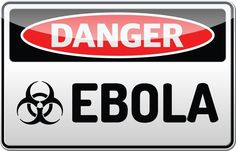 Ebola Danger Sign Home Decal Vinyl Sticker 14'' X 9'' *** Click on the image for additional details. (This is an affiliate link and I receive a commission for the sales)