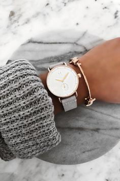 Buy MVMT Women's Bloom Leather Strap Watch, Lilac/White from our Women's Watches range at John Lewis & Partners. Fancy Watches, Trendy Watches, Gold Watches Women, Vintage Watches Women, Elegant Watches, Watches For Men, Mvmt Watches, Fashion Watches, Women's Accessories