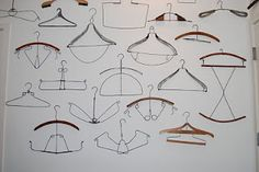 Building a Collection of hangers