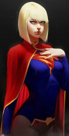 Better than man of steel. Dc Comics Girls, Dc Comics Art, Marvel Girls, Marvel Dc Comics, Marvel Heroes, Dc Comics Characters, Female Characters, Supergirl Comic, Superhero Villains