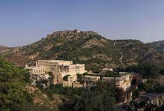 Samode Palace hotel Overview - Jaipur - Rajasthan - India - Smith hotels