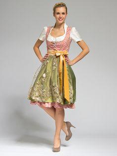 Astrid Söll: Halali Couture Dirndl bei limango
