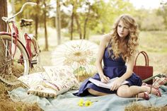 taylor swift picnic #picnic #taylorswift #bicycle