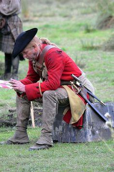 Bloody Battle of Culloden scenes as Outlander Season 3 filming gets underway
