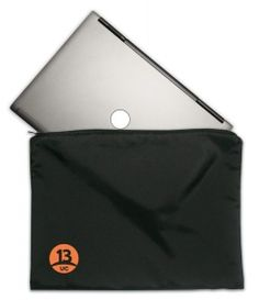 """Promotional Products Ideas That Work: Nylon Laptop Case 13"""". Made in Canada . Get yours at www.luscangroup.com"""