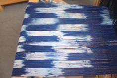 Our Ikat Weaving Class is a 2 session course that meets the 2 ...