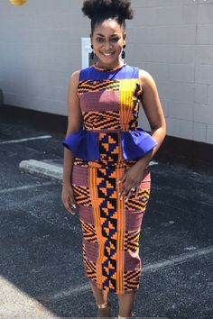 Call, SMS or WhatsApp if you want this style, needs a skilled tailor to hire or you want to expand more on your fashion business. African Print Dress Designs, Ankara Designs, African Print Dresses, African Print Fashion, Africa Fashion, Latest African Fashion Dresses, African Dresses For Women, African Attire, Trendy Ankara Styles