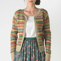 Love this Crochet Cardigan by Cath Kidston