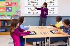 Classroom technology || Image Source: http://escocomm.com/wp-content/uploads/2015/03/MimioCollaboration-690x460.jpg