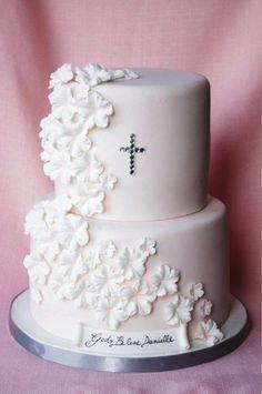 Christening Cake or first communion cake