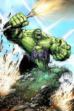 Incredible Hulk - Danny Miki