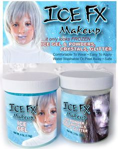 Ice Fx™ Makeup Kit....it only looks frozen!!
