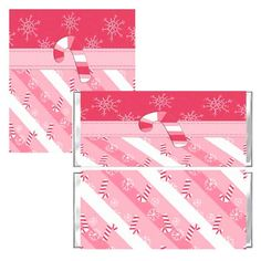 candy bar wrapper, great for Christmas.