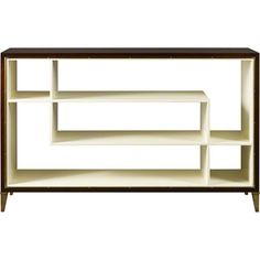Nina Console | The Thomas Pheasant Collection | Baker Furniture