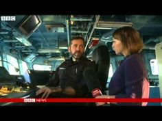 World News   On board warship removing Syria's chemical weapons