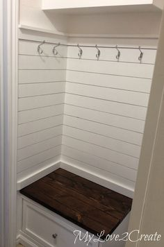 DIY:: Without Out a Doubt, One of the Most AMAZING & Beautiful  LOW BUDGET Closet Makeovers I Have Seen ! The Cost left me in awe !! A Must See And Pin ! Full Tutorial, Shortcuts, and Tons of Ideas!