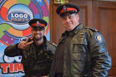 Thanks to the Toronto Police!